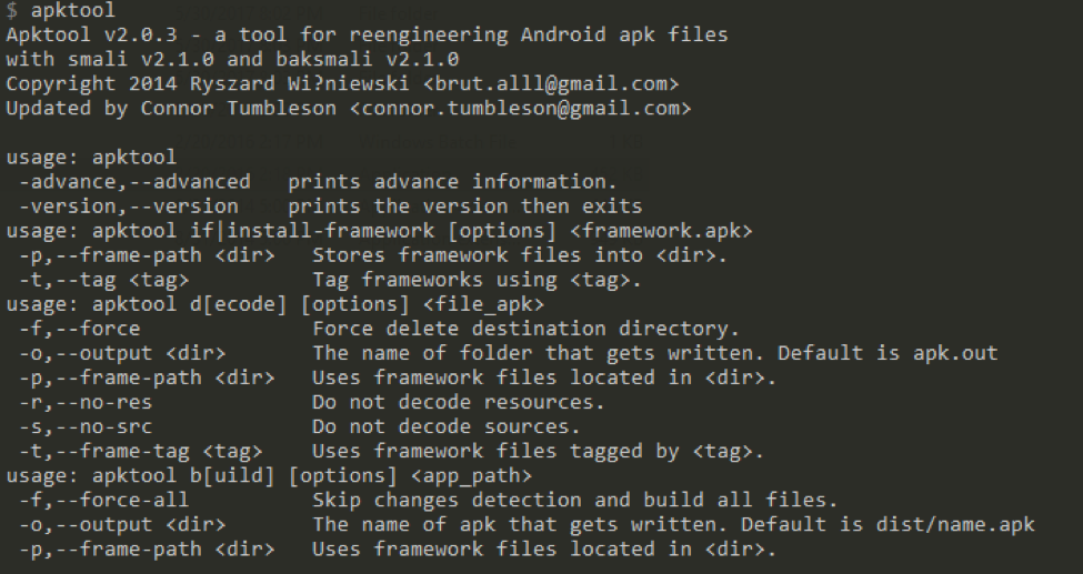 Reverse Engineering Android Applications - Blog